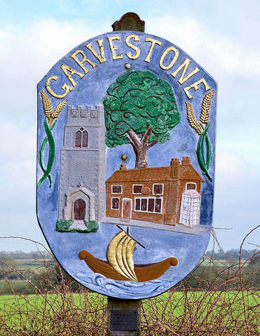 Garveston-Sign