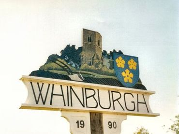 Whinburgh Sign